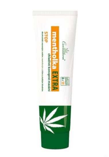 mentholka extra to konopny żel chłodzący przeciwbólowy